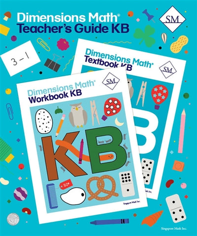 Dimensions Math Teacher's Guide K-B