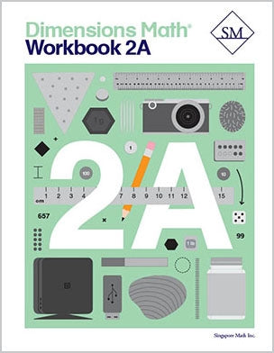 Dimensions Math Workbook 2A