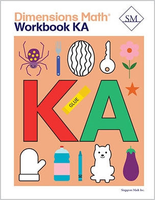 Dimensions Math Workbook KA