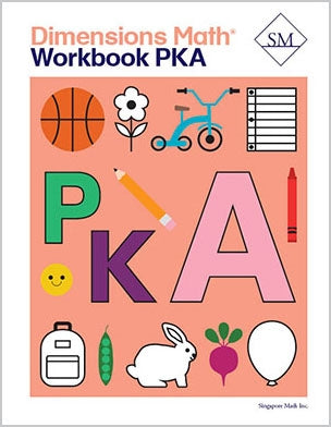 Dimensions Math Workbook PreK-A
