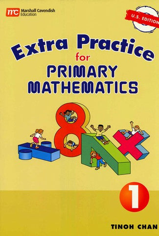 Primary Mathematics Extra Practice 1 US Edition