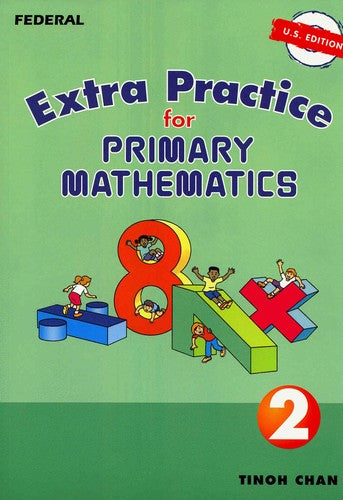 Primary Mathematics Extra Practice 2 US Edition
