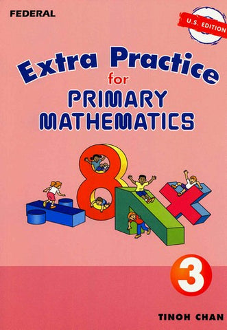 Primary Mathematics Extra Practice 3 US Edition
