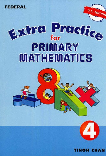 Primary Mathematics Extra Practice 4 US Edition