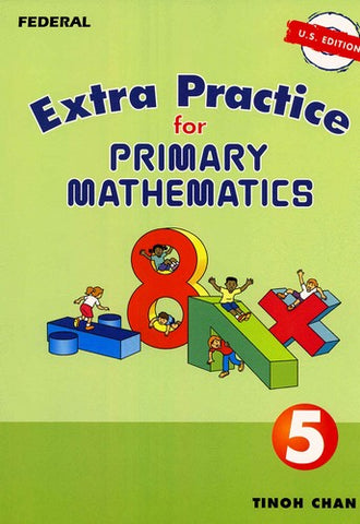Primary Mathematics Extra Practice 5 US Edition