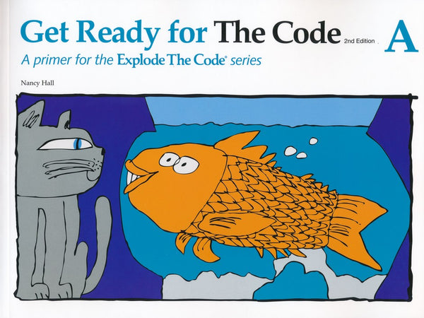 Explode the Code Student Book A, B, C + Teacher's Guide bundle (2nd Edition)