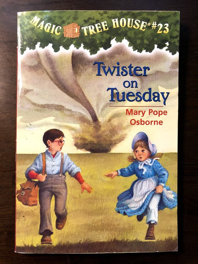 Twister On Tuesday (Magic Tree House #23)