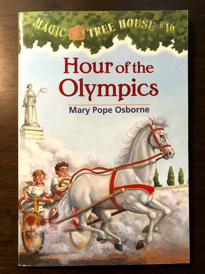 Hours of the Olympics (Magic Tree House #16)