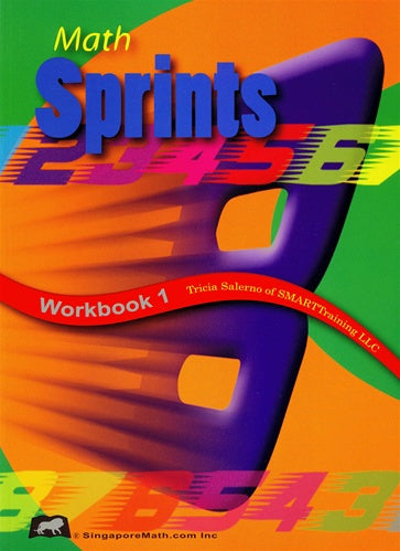 Singapore Math Math Sprints Workbook 1