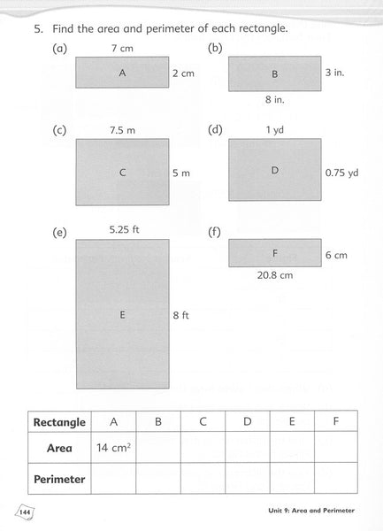 Singapore Math: Primary Math Workbook 4B Common Core Edition