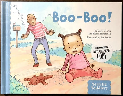Boo-Boo! (Terrific Toddlers)