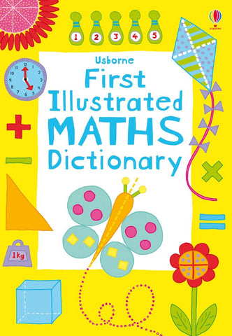 Usborne First Illustrated Math Dictionary IR