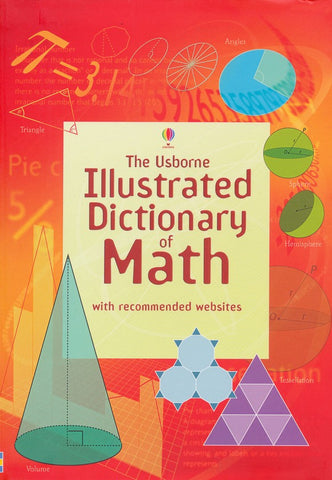 Usborne Illustrated Dictionary of Math IR