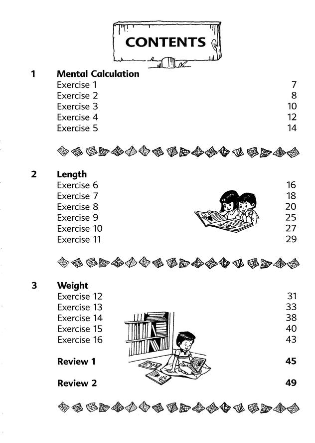 Singapore Math: Primary Math Workbook 3B US Edition
