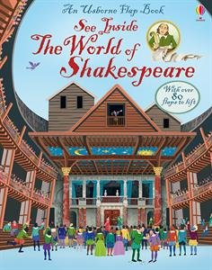 Usborne See Inside The World of Shakespeare