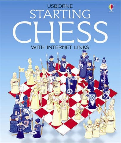 Usborne Starting Chess IL