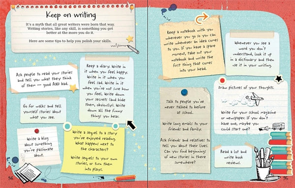 Usborne Write Your Own Storybook