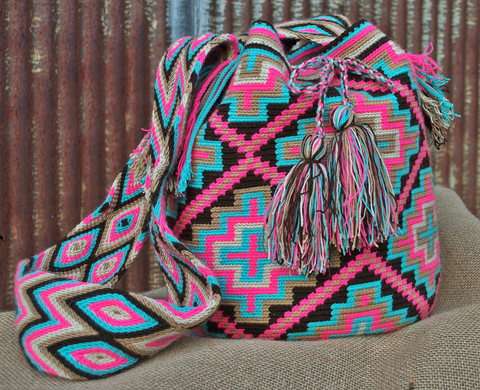 Coming Soon: Wayuu Bags