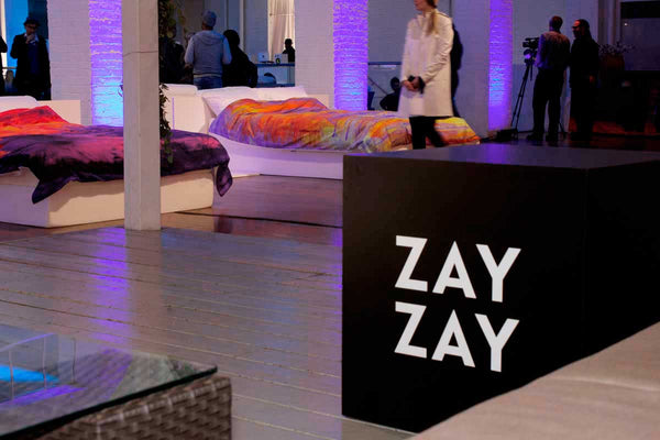 Image of the room at the ZayZay Launch