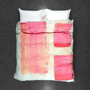 So Jess Duvet Cover - Top View