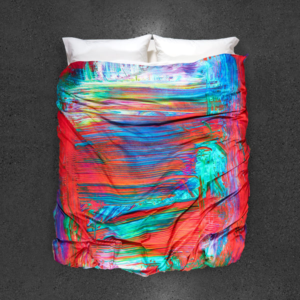 Madagascar Duvet Cover - Top View