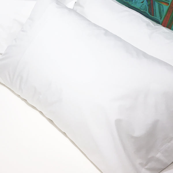 Close up Image of Pillow Cases