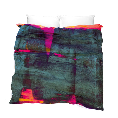 Release of the Unconscious Duvet Cover