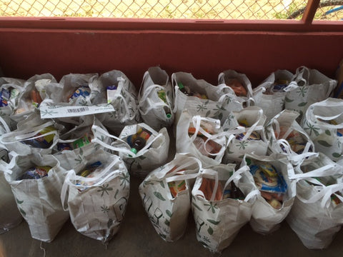 Food Bags For Hungry Children