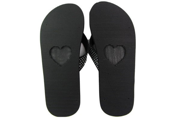 Black Yoga Mat Flip Flops By Share The Love Today  Sharethelovetoday-7288