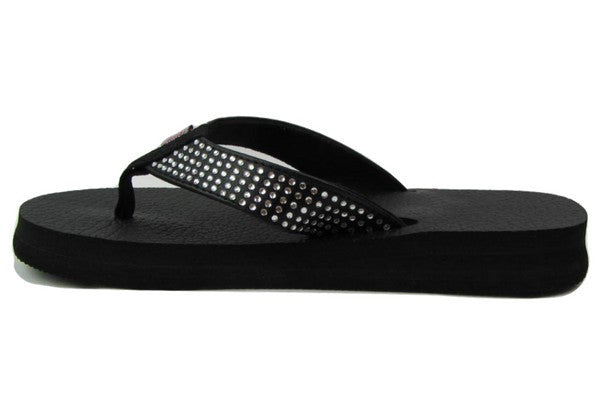 Black Yoga Mat Flip Flops By Share The Love Today  Sharethelovetoday-5881