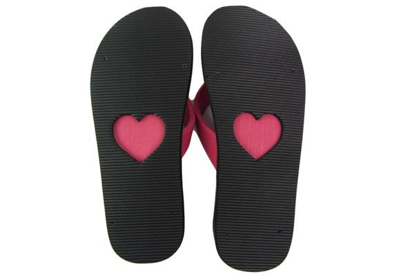 Pink Yoga Mat Flip Flops By Share The Love Today  Sharethelovetoday-4641