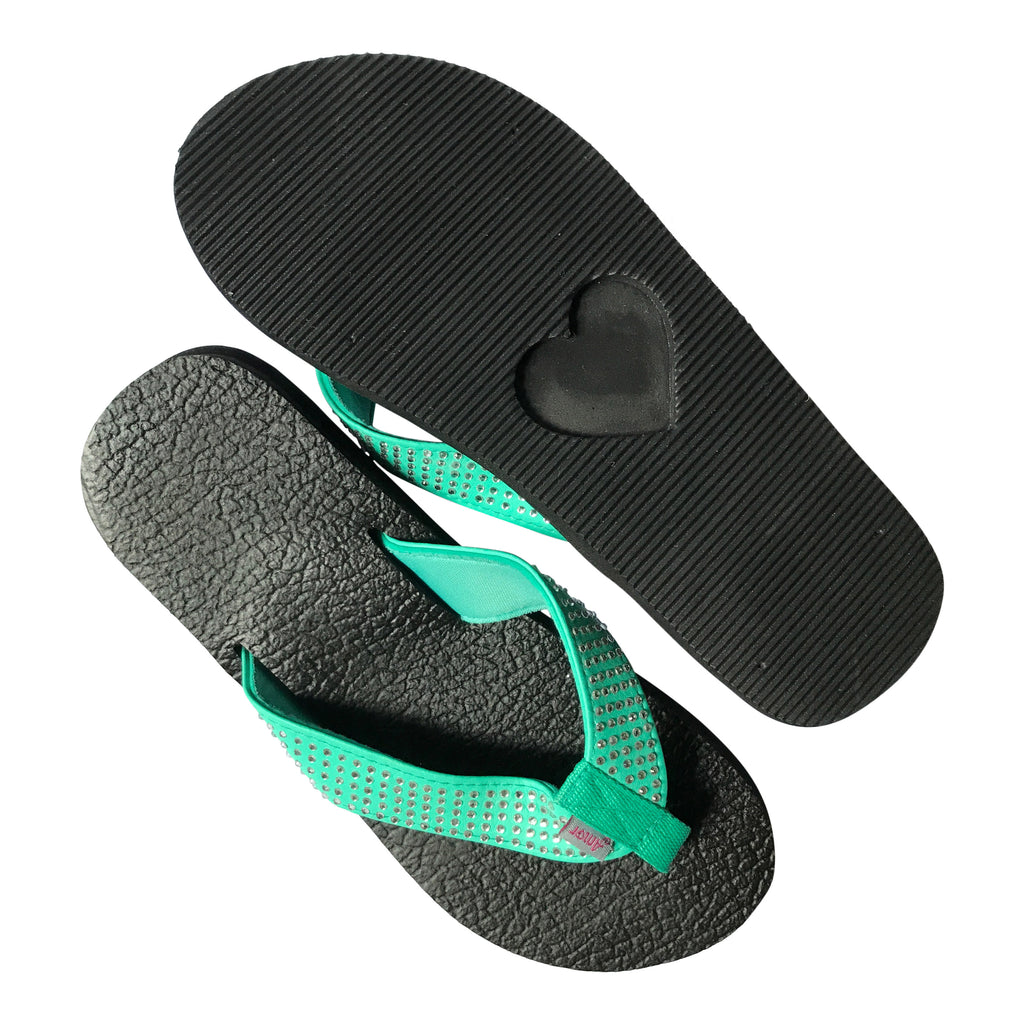 Black Yoga Mat Flip Flops By Share The Love Today  Sharethelovetoday-5885