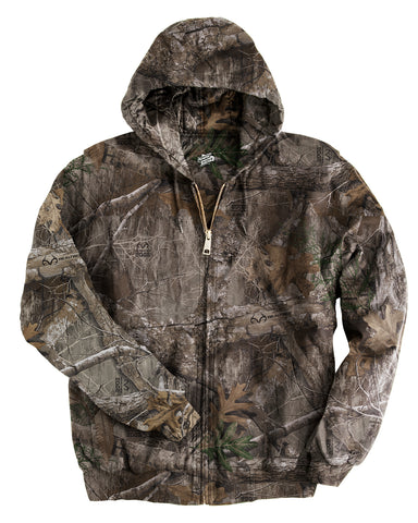 AB Men's Realtree Edge Laramie Canvas Hooded Jacket