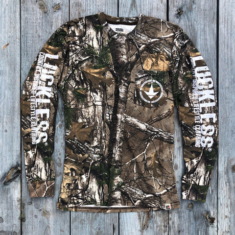 NE Realtree® Pocket Long Sleeve