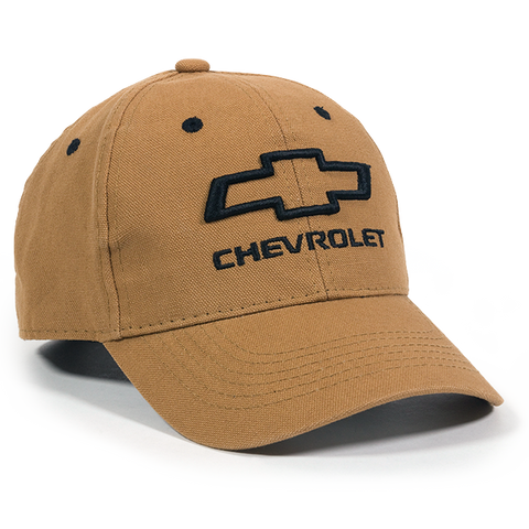 OC Chevy Brown Hardwork Hat