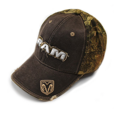 Officially Licensed Dodge RAM® Hat - Luckless Outfitters - Country - Apparel - Music - Clothing - Redneck - Girl - Women - www.lucklessclothing.com - Matt - Ford Parody - Concert - She Wants the D - Lets Get Dirty - Mud Run - Mudding -