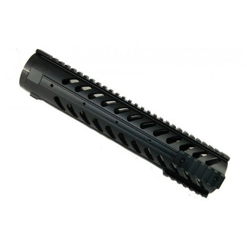 "12"" Free Floating Handguard With Sectional Side/Bottom Rails/Tactical Equipment Armory"