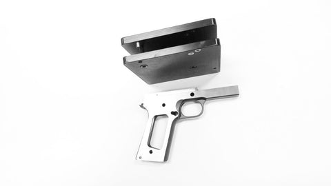 1911 80% FULL SIZE FRAME AND JIG KIT/Tactical Equipment Armory