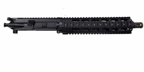 "AR15 Complete Upper 10.5"" 300 Blackout Barrel, 10"" Rail/Tactical Equipment Armory"