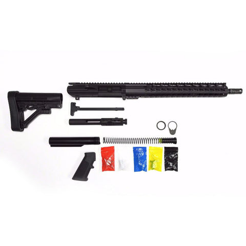 ".308 Rifle Kit 16"" Barrel, 15"" Rail - No Lower Receiver/Tactical Equipment Armory"