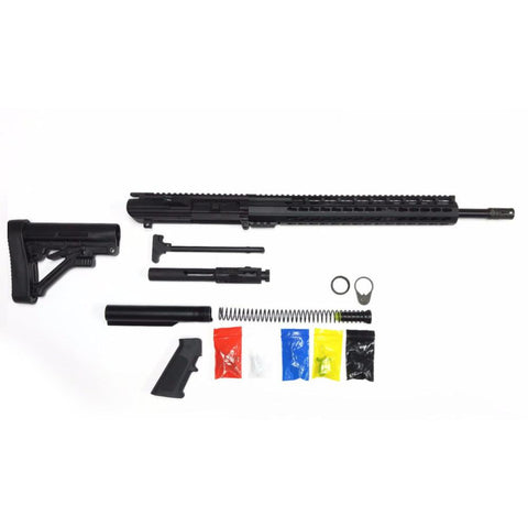 ".308 Rifle Kit 18"" Barrel, 15"" Rail - No Lower Receiver/Tactical Equipment Armory"