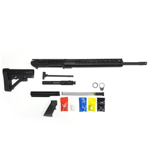 ".308 Rifle Kit 20"" Barrel, 15"" Rail - No Lower Receiver/Tactical Equipment Armory"