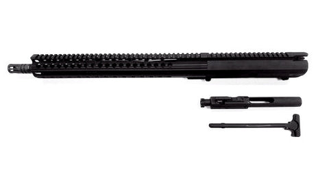"308 Complete Upper Kit 16"" Barrel and 15"" Keymod Rail/Tactical Equipment Armory"