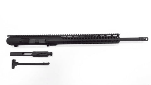 ".308 Complete Upper, 20"" Barrel and 15"" Keymod Rail/Tactical Equipment Armory"