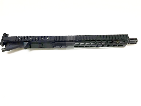 "AR15 Pistol Upper Kit 10.5"" SST Barrel and 10"" thin profile keymod handrail/Tactical Equipment Armory"