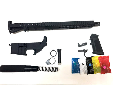 "AR15 Pistol Kit 10.5"" SST Barrel and 10"" Ultralight thin profile keymod handguard/Tactical Equipment Armory"