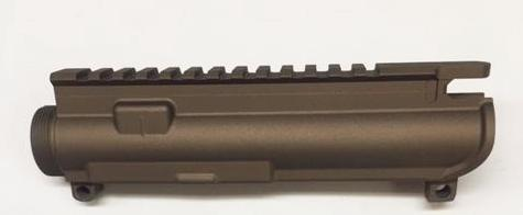 AR15 Upper Receiver Bronze Cerakote/Tactical Equipment Armory