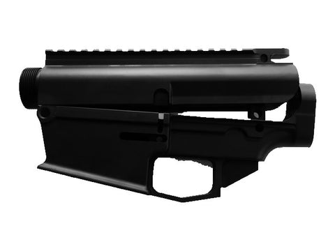 308  80% Lower and Stripped Upper Receiver Set/Tactical Equipment Armory