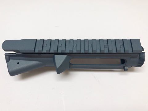 AR15 Upper Receiver Titanium Blue Cerakote/Tactical Equipment Armory