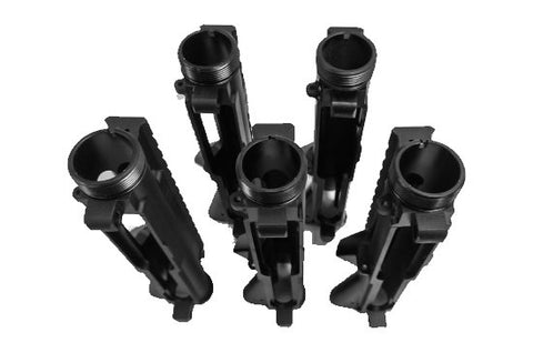 AR-15 Flat Top Upper Receiver Stripped 5 Pack/Tactical Equipment Armory